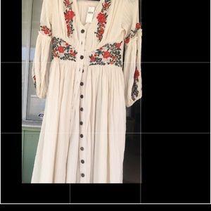 Anthropology dress